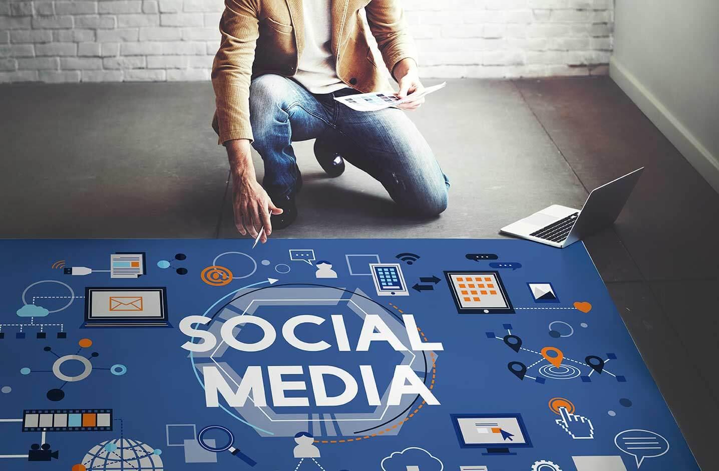 como crear una campaña para social media