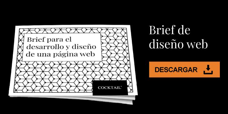Descargar Brief Diseño Web PDF