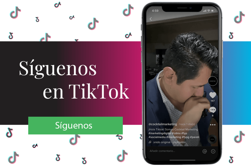 tiktok cocktail marketing